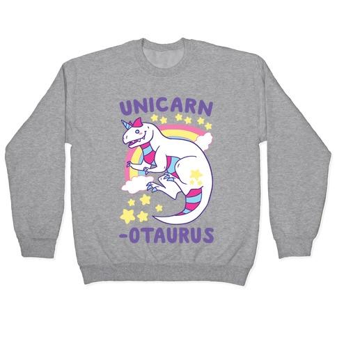 Unicarnotaurus - Unicorn Carnotaurus Pullover