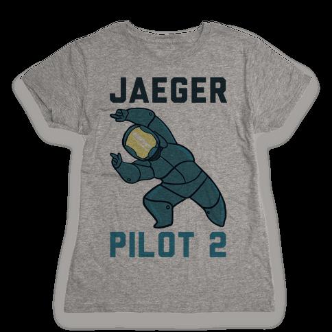 Jaeger Pilot 2 (1 of 2 set) Womens T-Shirt