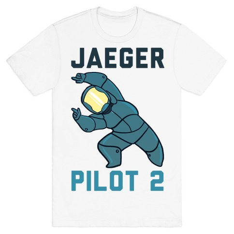 Jaeger Pilot 2 (1 of 2 set) T-Shirt