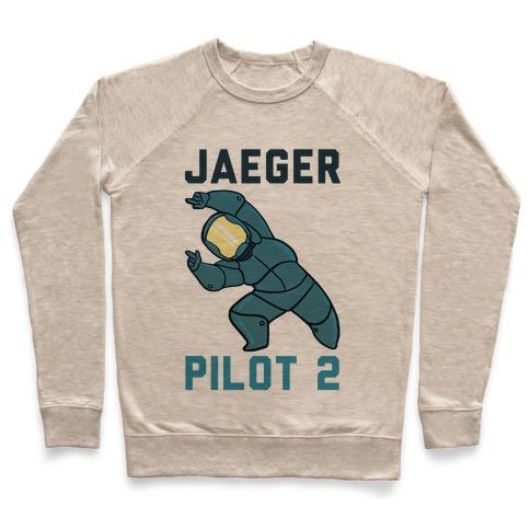 Jaeger Pilot 2 (1 of 2 set) Pullover
