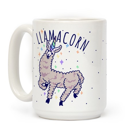 Llamacorn Coffee Mug