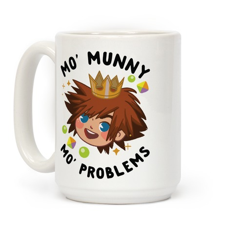 Mo' Munny Mo' Problems Sora Coffee Mug