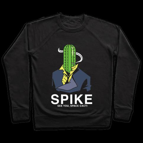 Spike Cactus Cowboy Bebop Pullover