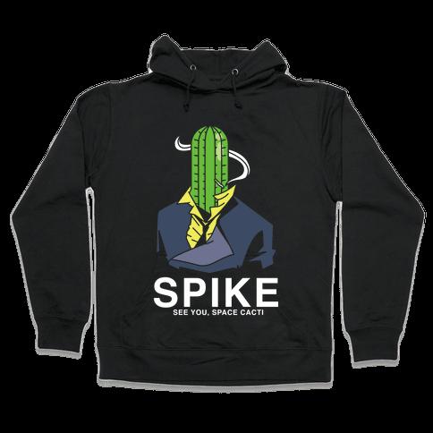 Spike Cactus Cowboy Bebop Hooded Sweatshirt
