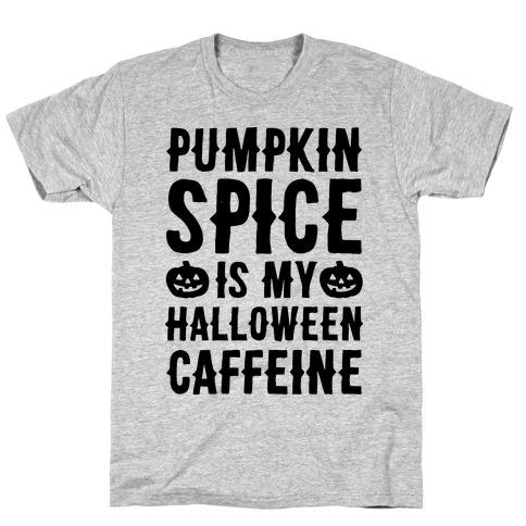 Halloween Caffeine T-Shirt
