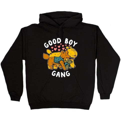 GOOD BOY GANG Hooded Sweatshirt