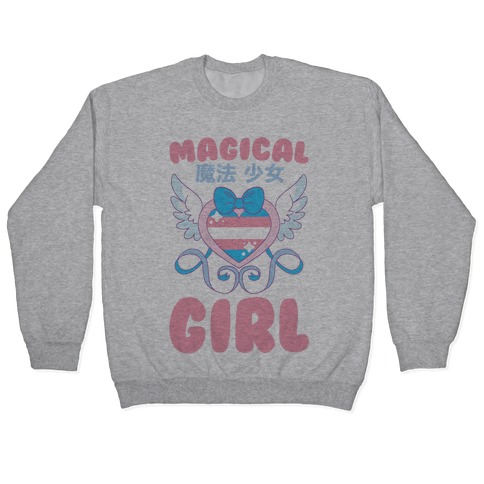 Magical Girl - Trans Pride Pullover