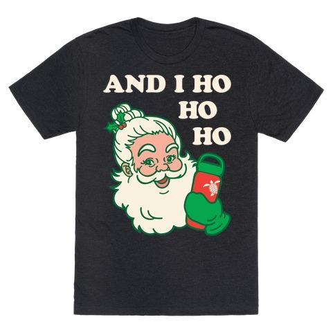 VSCO Santa Parody T-Shirt