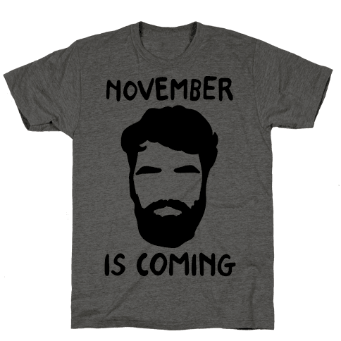 November Is Coming Parody