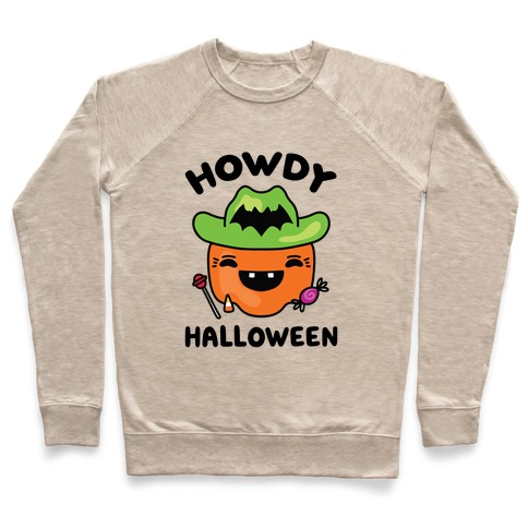 Howdy Halloween Pullover