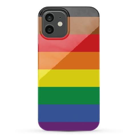 Gay Pride Flag Phone Case