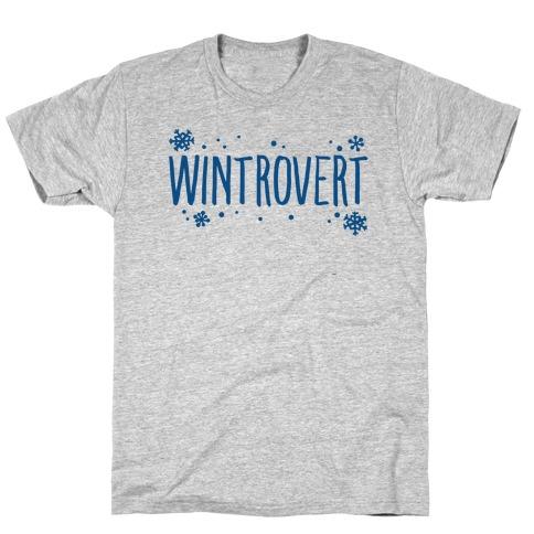 Wintrovert T-Shirt