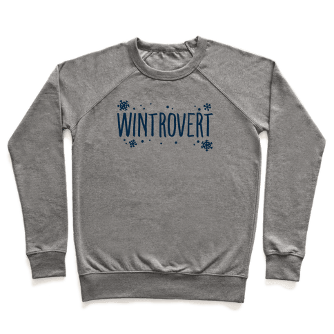 Wintrovert  Pullover