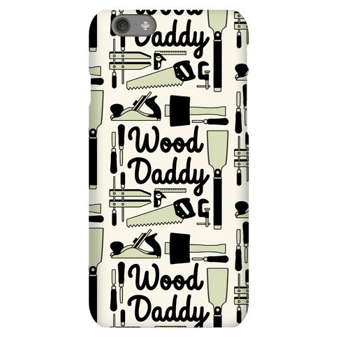 Wood Daddy Phone Case