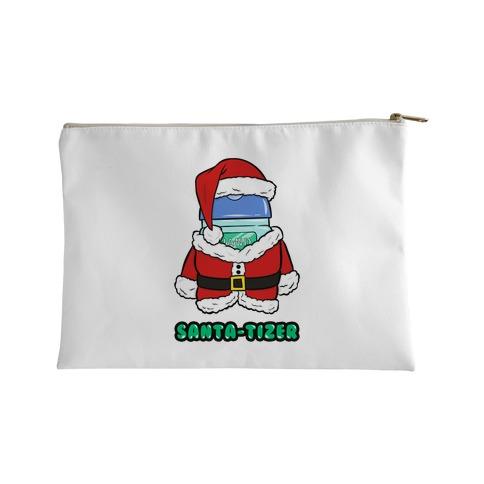 Santa-tizer Accessory Bag