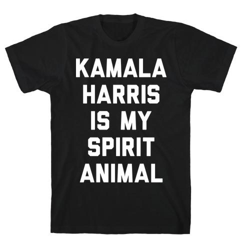 Kamala Harris Is My Spirit Animal T-Shirt