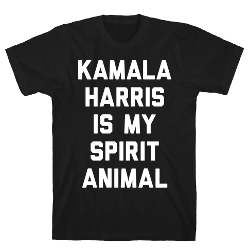 Kamala Harris Is My Spirit Animal