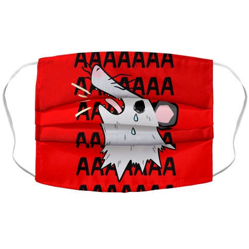 Due To Personal Reasons AAAA Accordion Face Mask