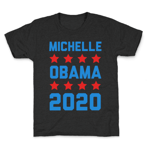 Michelle Obama 2020 Kids T-Shirt
