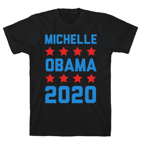 Michelle Obama 2020 Mens T-Shirt