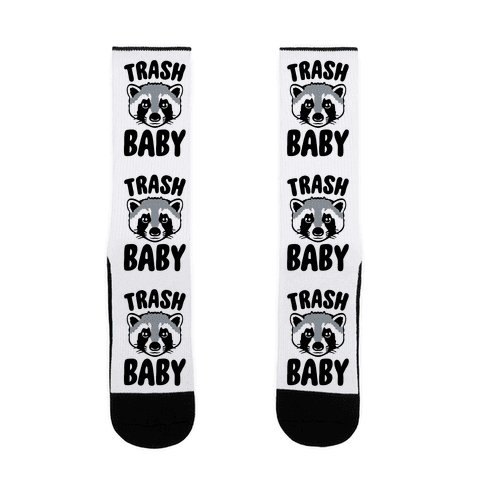 Trash Baby Sock