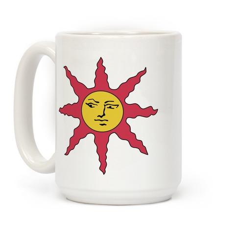 Solaire of Astora Coffee Mug