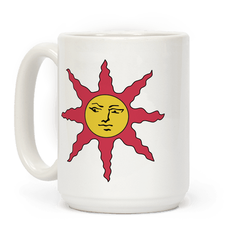 Solaire of Astora Coffee Mug