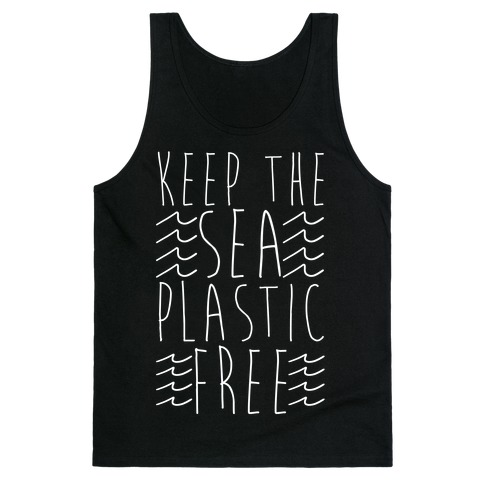 Keep the Sea Plastic-Free Tank Top