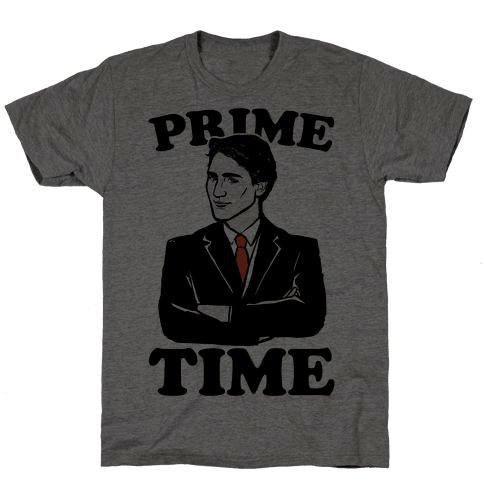 Prime Time  Mens T-Shirt