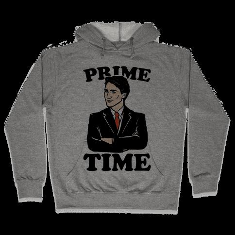 Prime Time  Hooded Sweatshirt