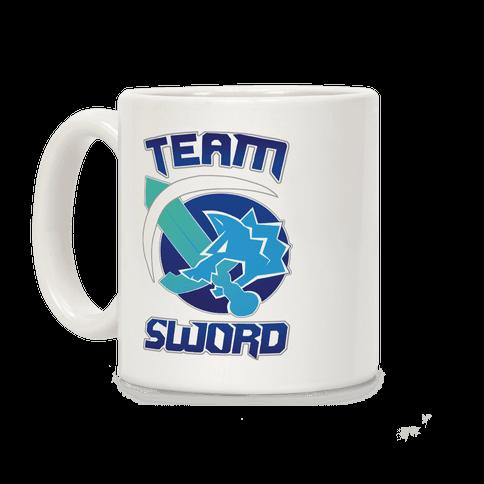 Team Sword Coffee Mug