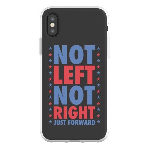 Not Left Not Right Phone Flexi-Case
