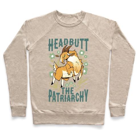 Headbutt The Patriarchy Pullover