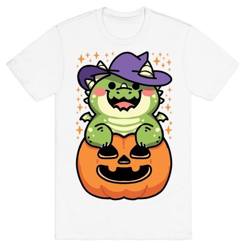 Cute Halloween Dragon T-Shirt
