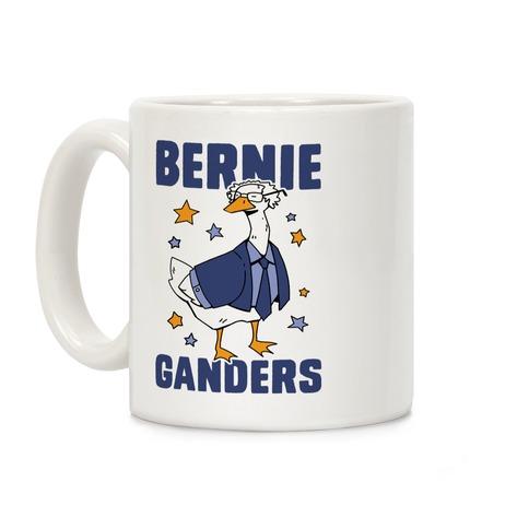 Bernie Ganders Coffee Mug