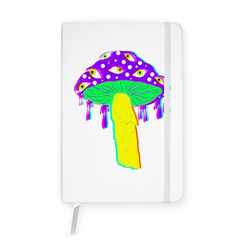 Shroom Trip (var. I)  Notebook