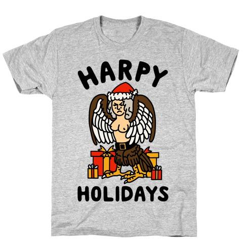 Harpy Holidays T-Shirt