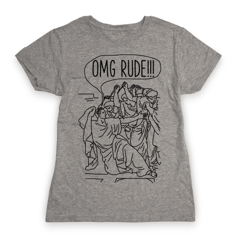 Death Of Caesar Womens T-Shirt