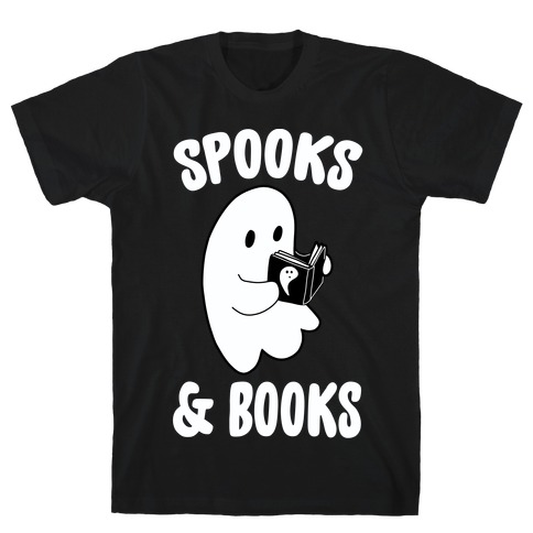 Spooks and Books T-Shirt