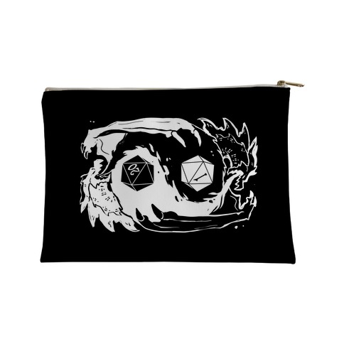 Dungeons and Dragons Yin Yang Accessory Bag