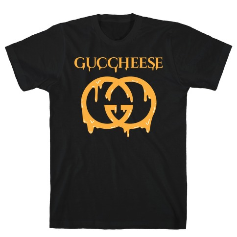 Guccheese Cheesy Gucci Parody T-Shirt