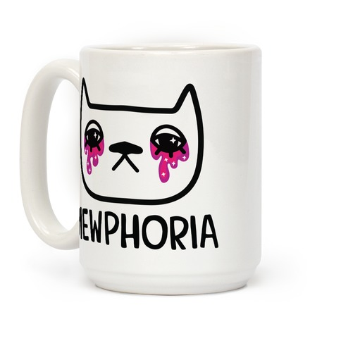 Mewphoria Coffee Mug
