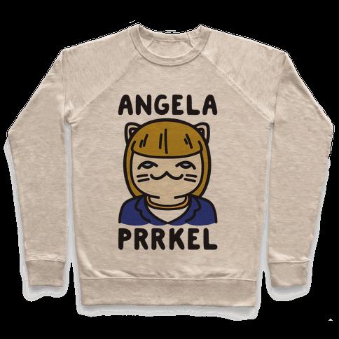 Angela Prrkel Parody Pullover