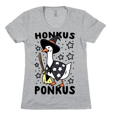Honkus Ponkus Womens T-Shirt