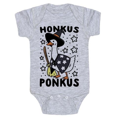 Honkus Ponkus Baby Onesy