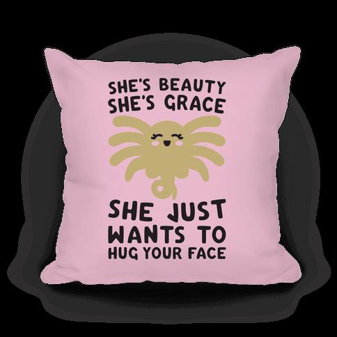 She's Beauty She's Grace Facehugger Parody