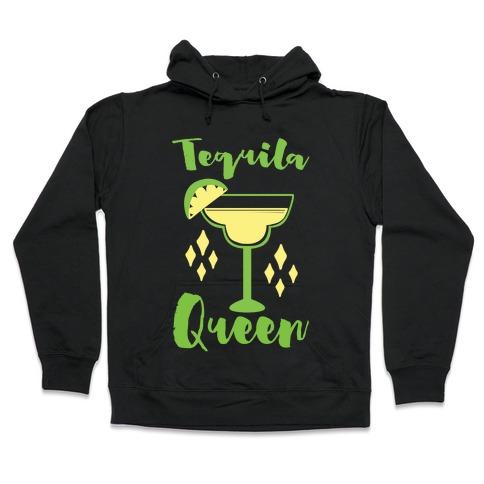 Tequila Queen Hooded Sweatshirt