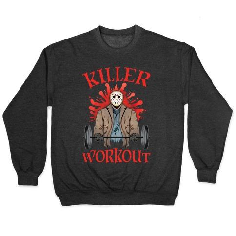 Killer Workout Pullover