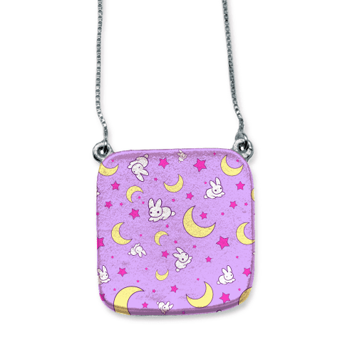 Sailor Moon's Bedding Pattern necklace