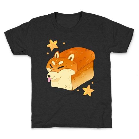 Shiba Inu Loaf Kids T-Shirt